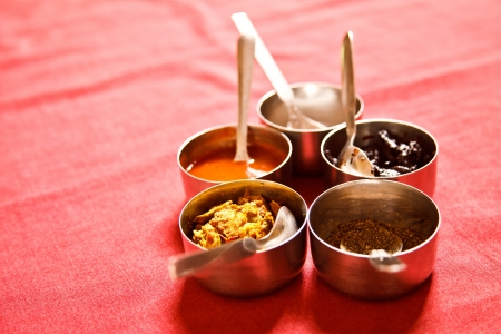 flavorings: flavoring for breakfast or mealtime Stock Photo