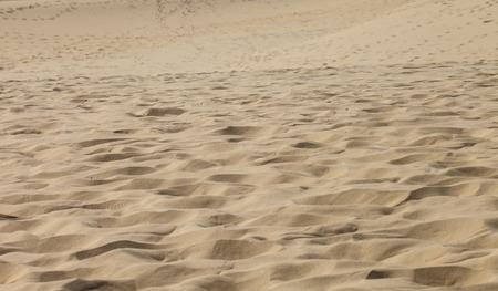 fraser: Sandblow in fraser island Australia Stock Photo