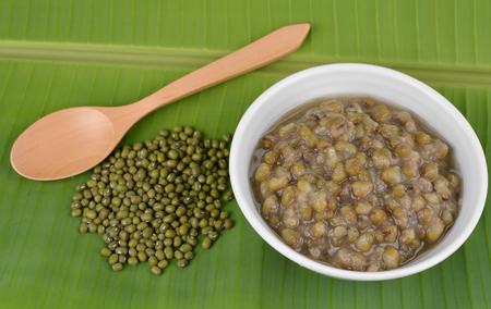 mung bean: Mung bean soup