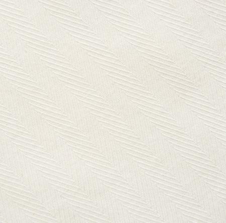 White herringbone fabric for background