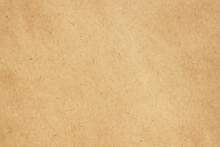 and craft materials: Brown craft paper for background