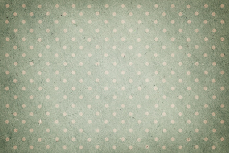 Gray polka dot craft paper for vintage background Фото со стока