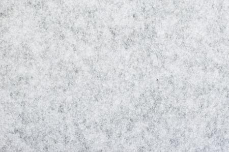 Gray melange felt texture for background