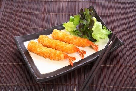 Tempura , Japanese Food photo