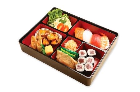 bento box: Bento japan food