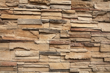 brickwall: Close up of a brick-wall, texture background Stock Photo