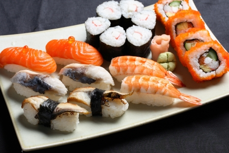 Sushi set Stock Photo - 10959125