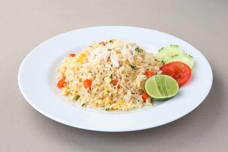 fried rice ,Thai cuisine photo