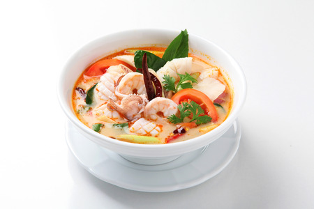 Tom Yum Soup, Thai Food
