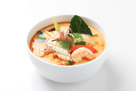 gung: Tom Yum Soup, Thai Food