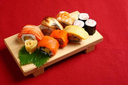 bar top: Sushi Set