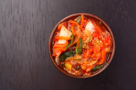 kimchi  korean food Stock Photo