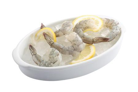 raw shrimp Imagens