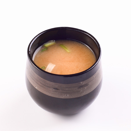 hashi: Miso soup , Japanese Food