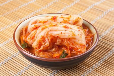 tastes: kimchi , korean food