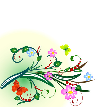 old pattern Stock Vector - 6221754