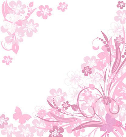 old pattern Vector