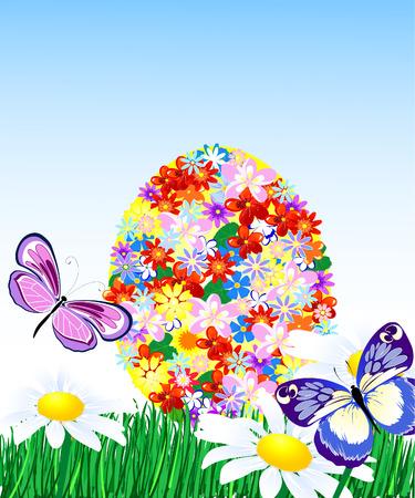 Easter egg Stock Vector - 6320477