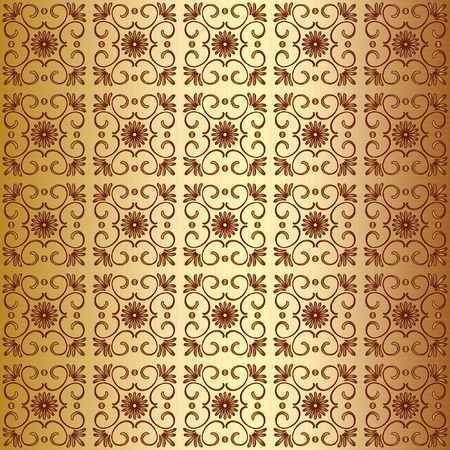 gold background Vector