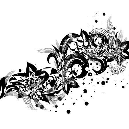 vine art: floral design