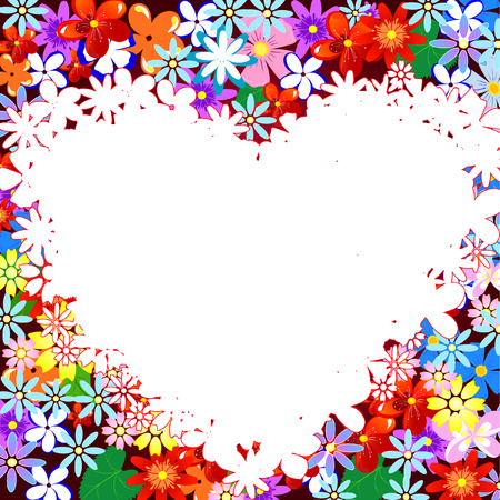 Box heart Stock Vector - 6425158