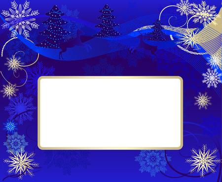 winter magic Stock Vector - 6678581