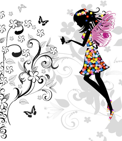 Forest Fairy Stock Vector - 7111231