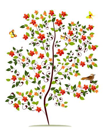 sapling flower Stock Vector - 7132501