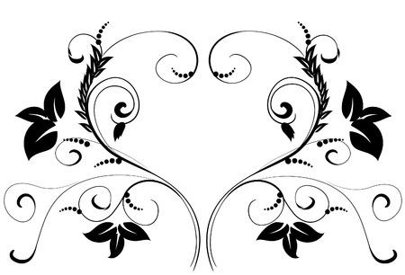 heart pattern Stock Vector - 7151196