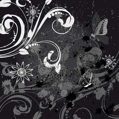 pattern magic night Stock Vector - 7151237