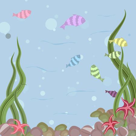 algen: Zeebodem