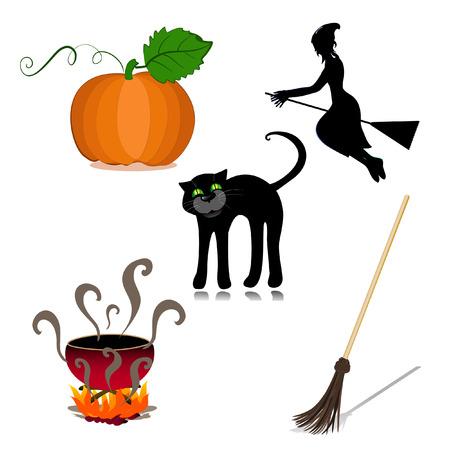 fib: halloween Illustration
