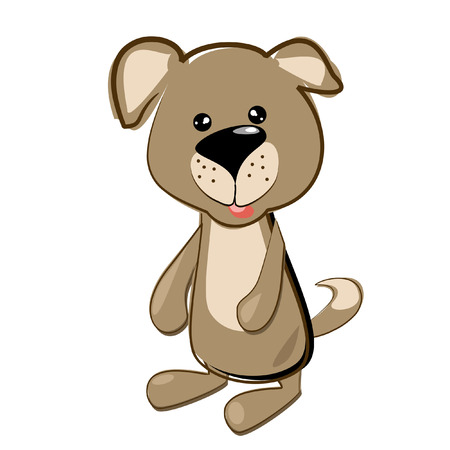 Puppy Stock Vector - 7896815