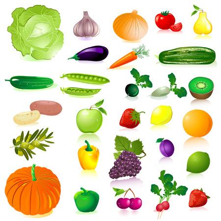 cabbage: Groenten en fruit