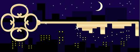 golden key: golden key city