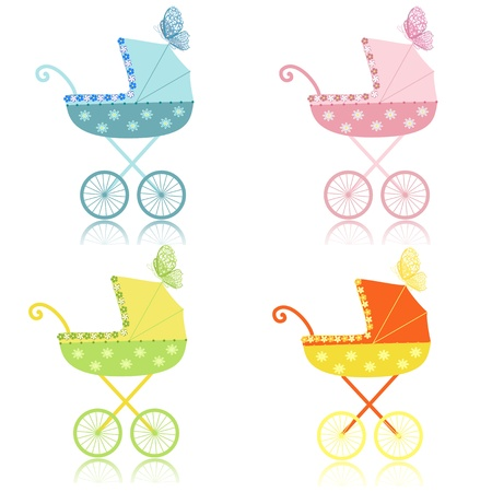 baby carriage: strollers