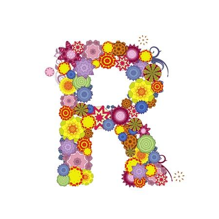 estrella caricatura: Carta de arabescos