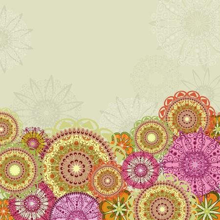 arabesque wallpaper: disegno astratto con arabeschi