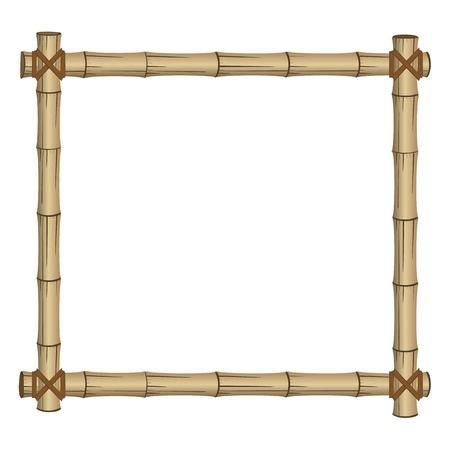 japones bambu: marco de bamb�