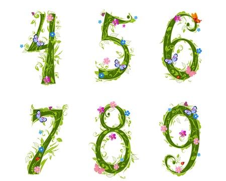 alfabeto con animales: carta de las hojas