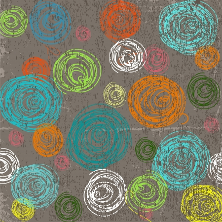 grunge background art Vector