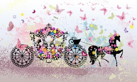 annata trasporto floreale