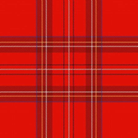 Scottish cell seamless Stock Vector - 17550910