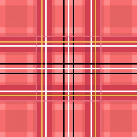 Scottish cell seamless Vector