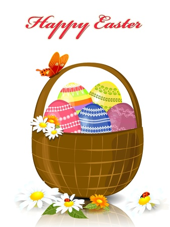 greeting card for Easter  Stock Vector - 17989416