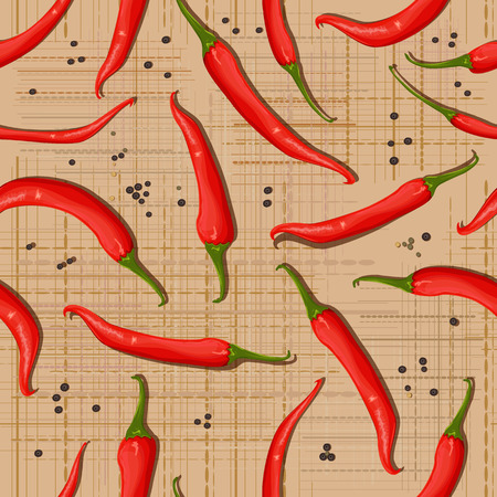 allspice: seamless texture of hot pepper