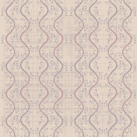 canva: vintage seamless pattern
