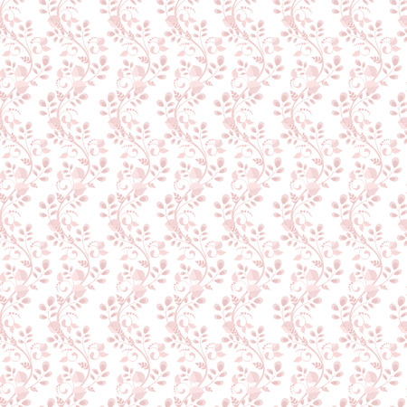pale: romantic pattern seamless texture Illustration