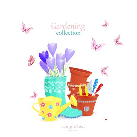 pruner: lovely gardening collection