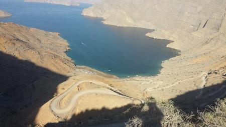 musandam: Khasab Beach in Oman
